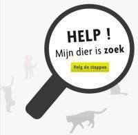 help mijn dier is zoek